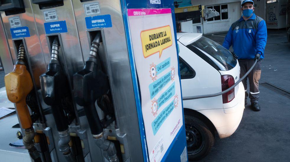 Este fin de semana aumentarán otra vez los combustibles: Así quedarán los precios en Mendoza