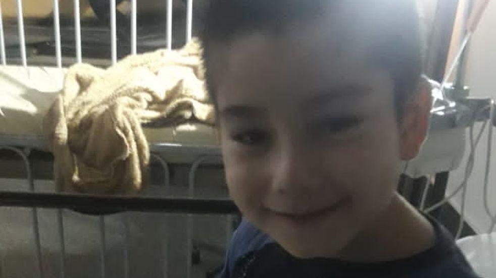 Ayudemos a Noah, el niño de Pérez con tan solo cuatro años y un diagnóstico de leucemia aguda