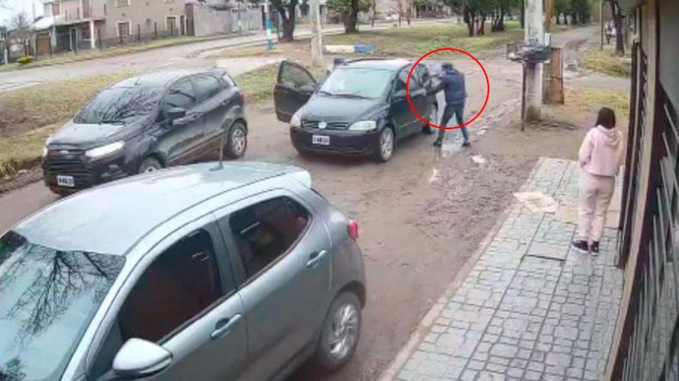 Córdoba Insegura: les roban el auto a punta de pistola