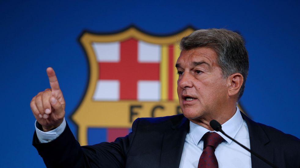 Joan Laporta, presidente del FC Barcelona (Archivo)