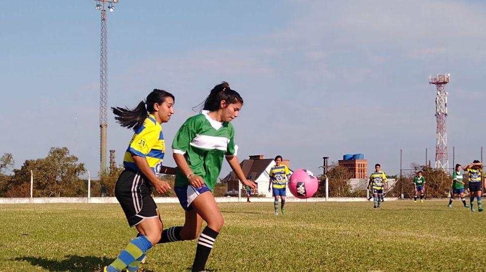 Histórica jornada para el deporte femenino en Puerto Iguazú