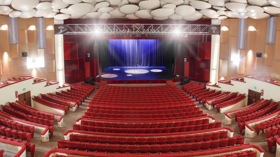 será el viernes 15 de octubre en la sala Astor Piazzola del Teatro Auditorium.