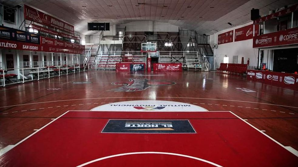 San Isidro volverá a competir por Liga Argentina partir del 8 de octubre