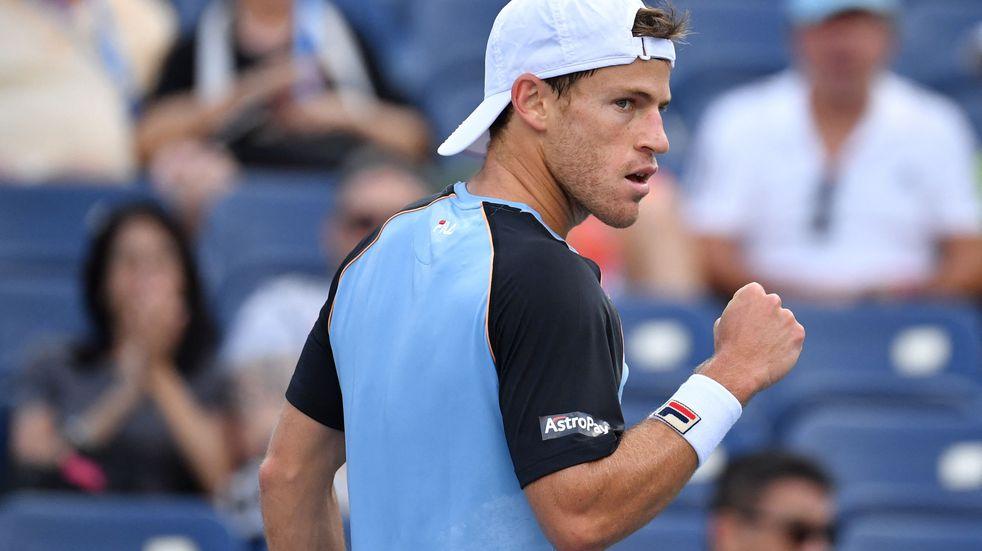 Diego Schwartzman le ganó a Alex Molcan y pasó a octavos de final del US Open