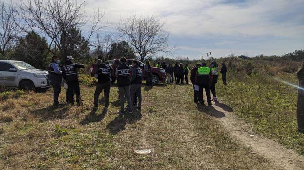 Sigue la búsqueda de Rocío Rojas: hay tres detenidos por el caso