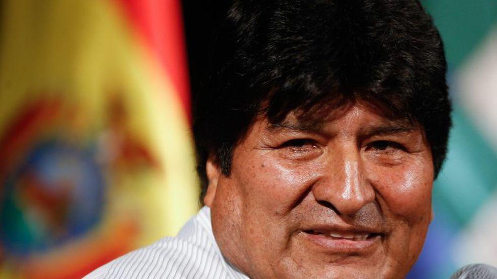 """Evo Morales dijo que Bolivia debería tener """"milicias armadas como en Venezuela"""""""