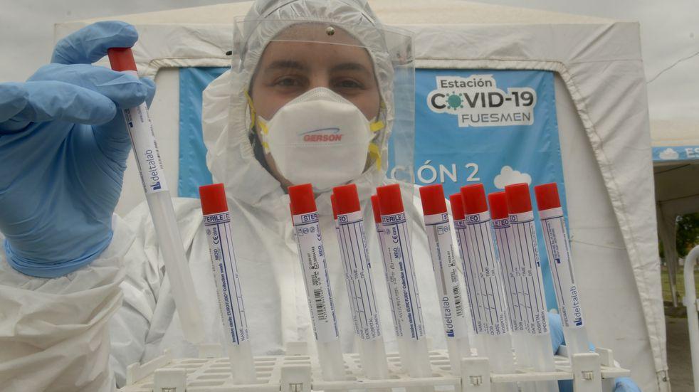 Coronavirus en Mendoza: este viernes se registraron 350 nuevos contagios