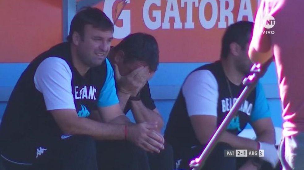 """Diego Osella: """"Somos los responsables de no salvar el equipo"""""""
