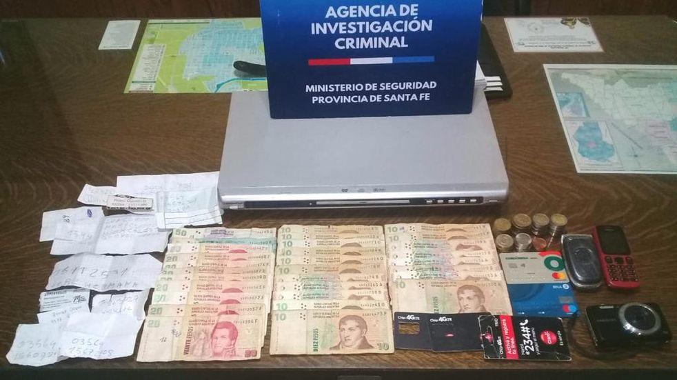 Detuvieron a dos cordobeses por estafas telefónicas realizadas en Rafaela, Sunchales y otras localidades