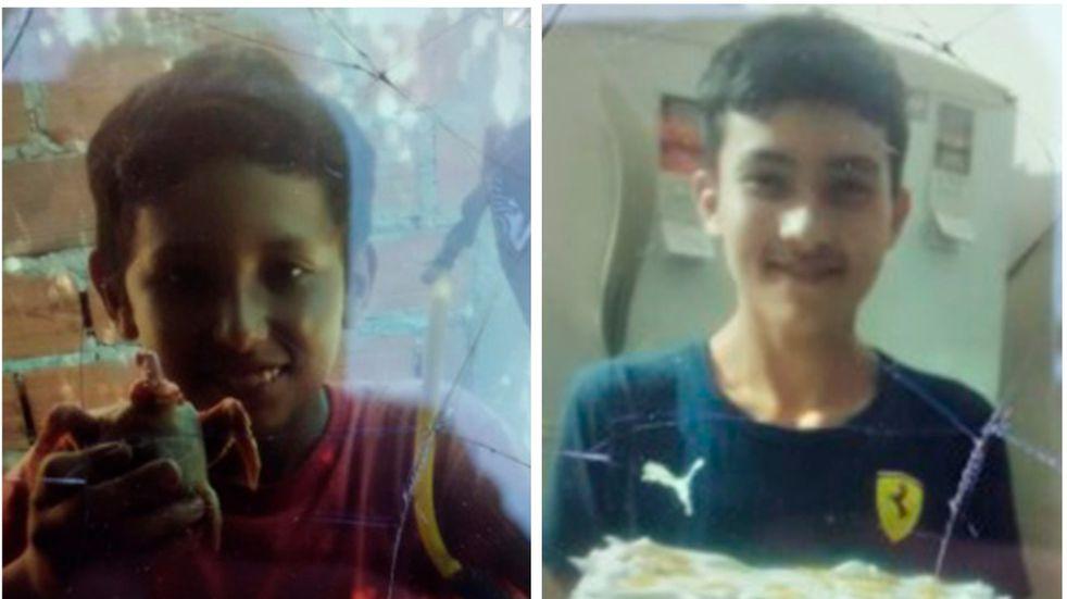 Búsqueda desesperada de dos adolescentes en Tartagal