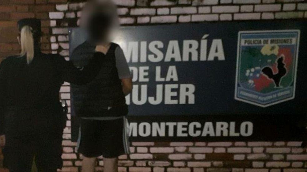 Montecarlo: detuvieron a un hombre por violencia de género