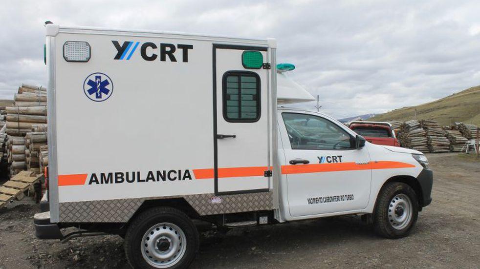 YCRT cuenta con nueva unidad operativa móvil