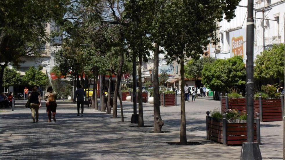 Miércoles agradable en Santiago del Estero