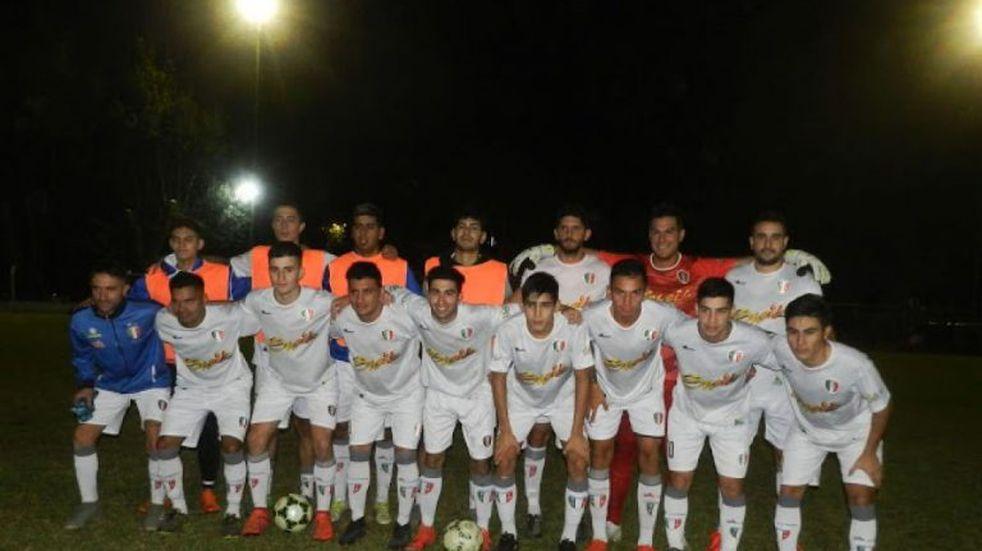 Copa Calamuchita: Italiano otra vez campeón
