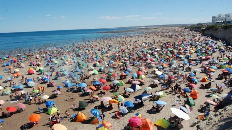 Las Grutas fue elegida como la mejor playa de Argentina