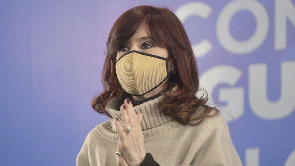 Cristina Kirchner, contra Eduardo Feinmann.