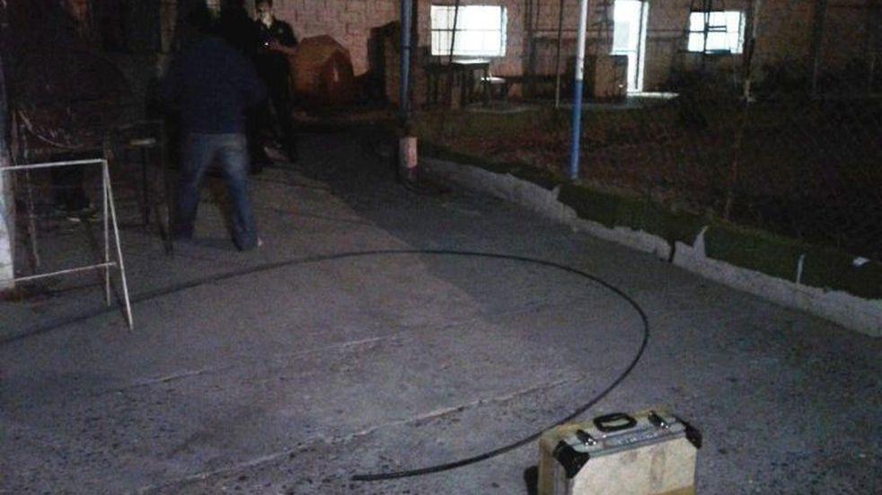 Levantaron cargos por la muerte del adolescente electrocutado en el club Racing