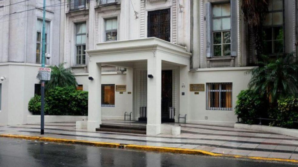 Sanatorio Otamendi. (Archivo)