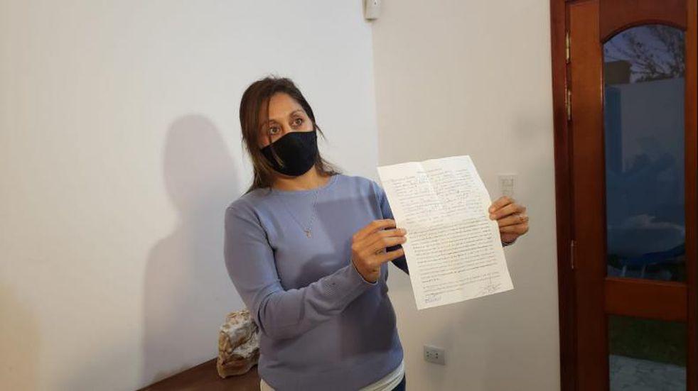 Córdoba: referente de Padres Organizados denuncia intimidación policial