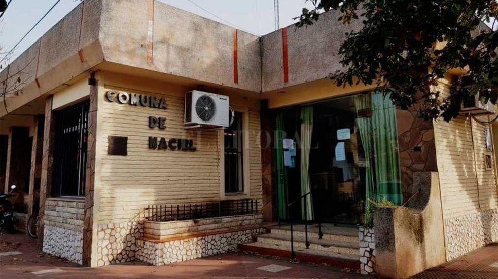 Provincia advirtió irregularidades en Maciel y amenaza con intervenir la comuna