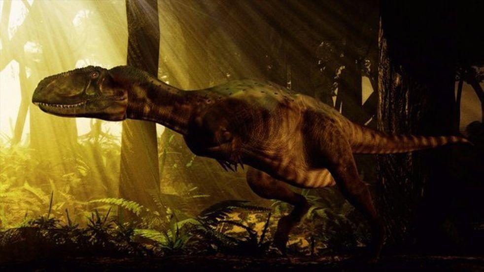 Encontraron en Neuquén los restos de un nuevo dinosaurio carnívoro