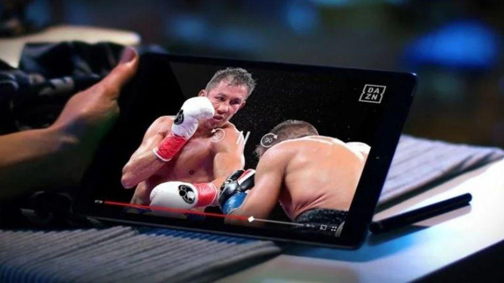"""La plataforma de streaming deportivo """"DAZN"""" llega a la Argentina"""