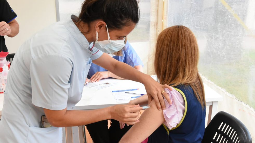 Llegaron 60.300 vacunas chinas a Santa Fe y las aplicarán a docentes