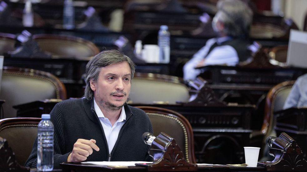 Máximo Kirchner tiene el aval presidencial para dirigir el PJ bonaerense