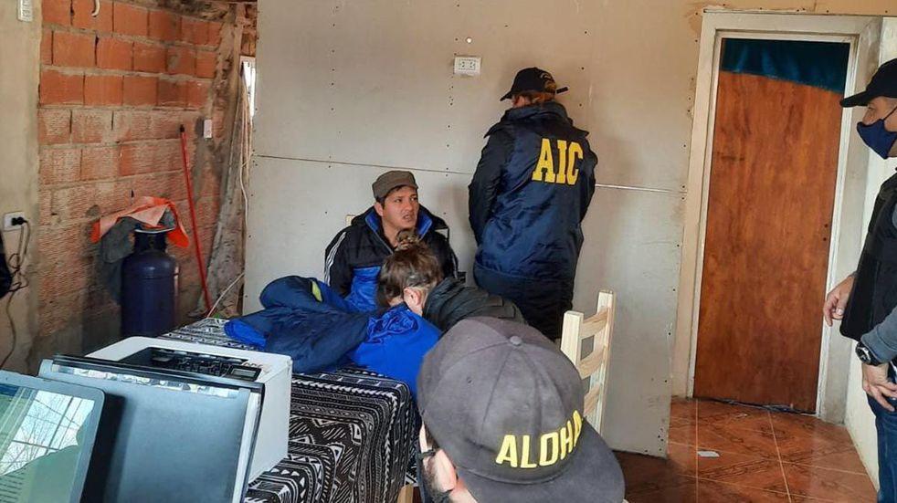 Recapturaron a uno de los presos que se fugaron en carritos de la cárcel de Piñero