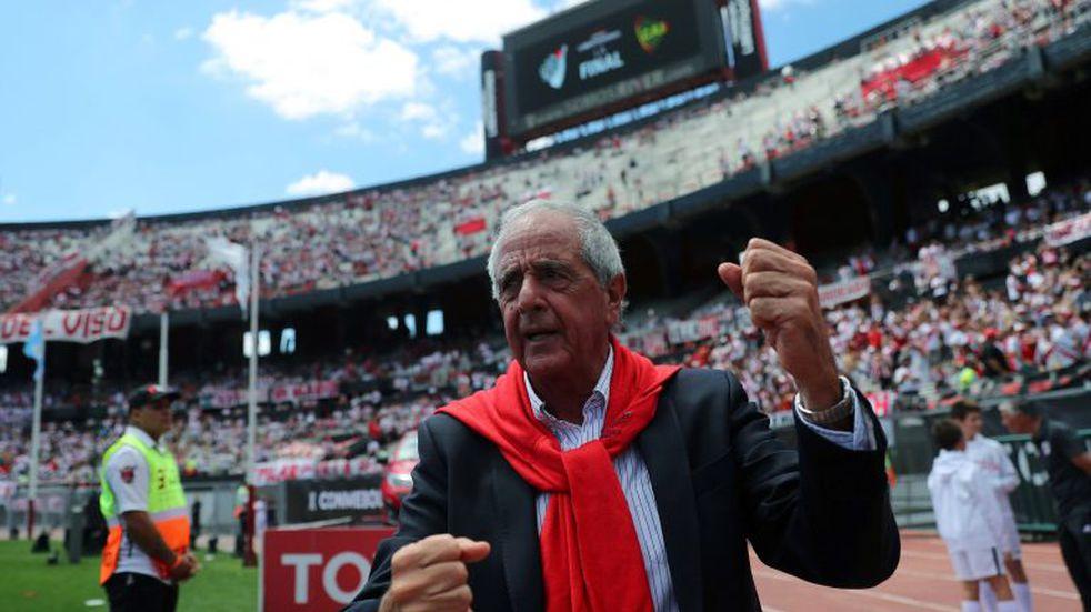 D'Onofrio le propuso a Macri construir un estadio único para River y Boca