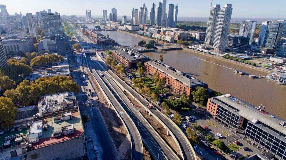 La Cámara Federal porteña sobreseyó a Rodríguez Larreta y a Dietrich de la causa del Paseo del Bajo