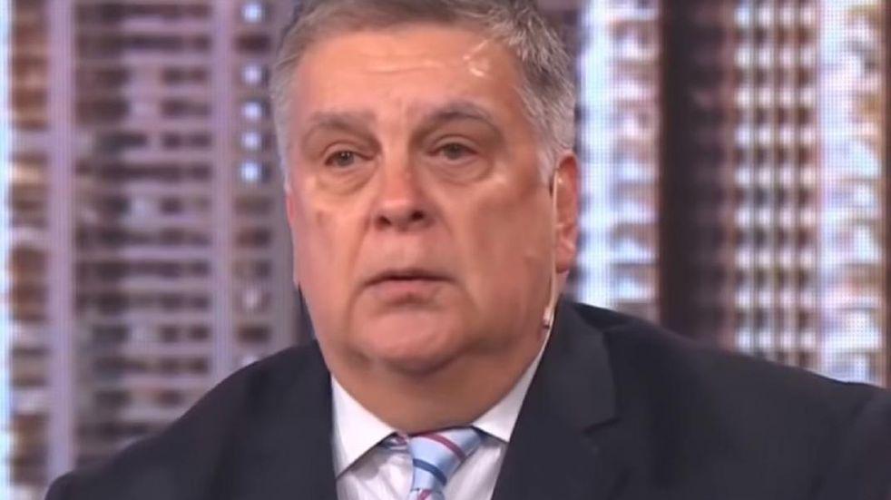 Luis Ventura quebró en llanto al recordar a Mauro Viale