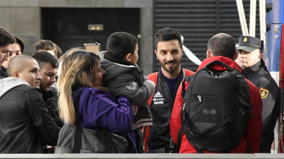 Se acerca Nacho: Newell's podría oficializar la llegada de Scocco este miércoles