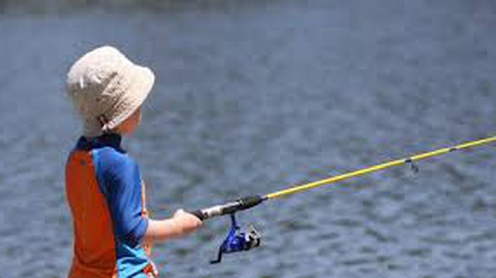 Festival de pesca infantil