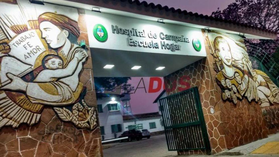 El Hospital de Campaña de Corrientes cumplió un año