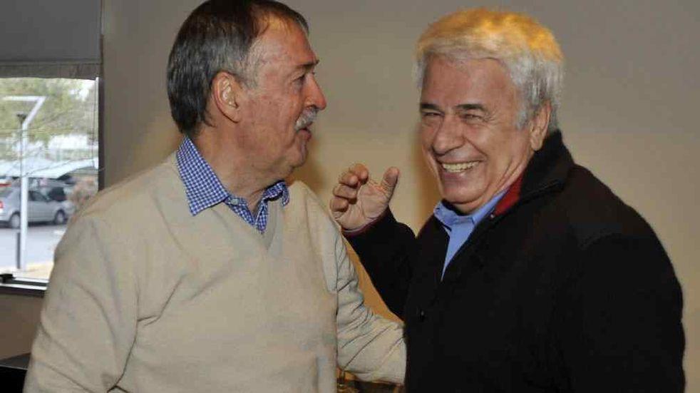Juan Schiaretti recordó a José Manuel De la Sota a tres años de su muerte