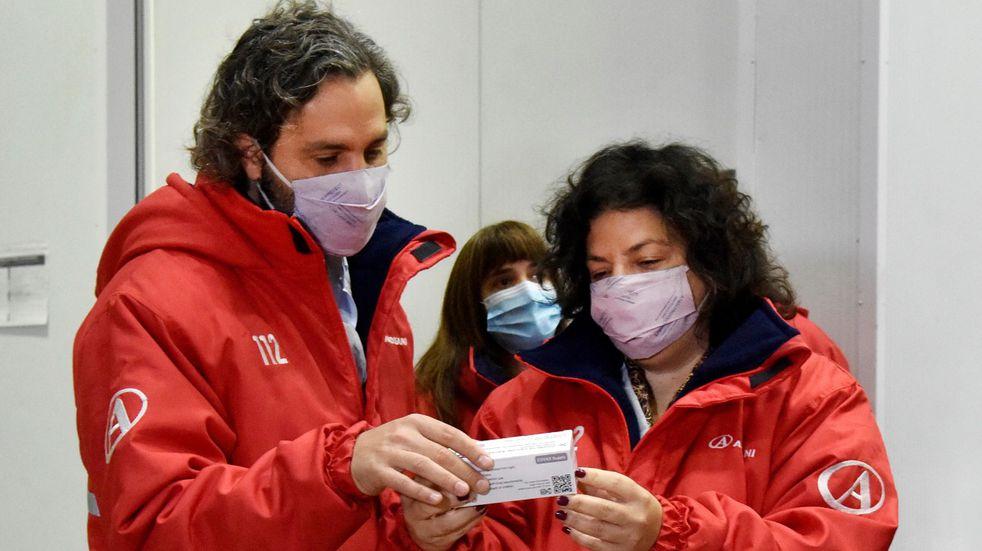 Coronavirus en Argentina: comenzó la distribución de casi 800 mil vacunas de Oxford/AstraZeneca