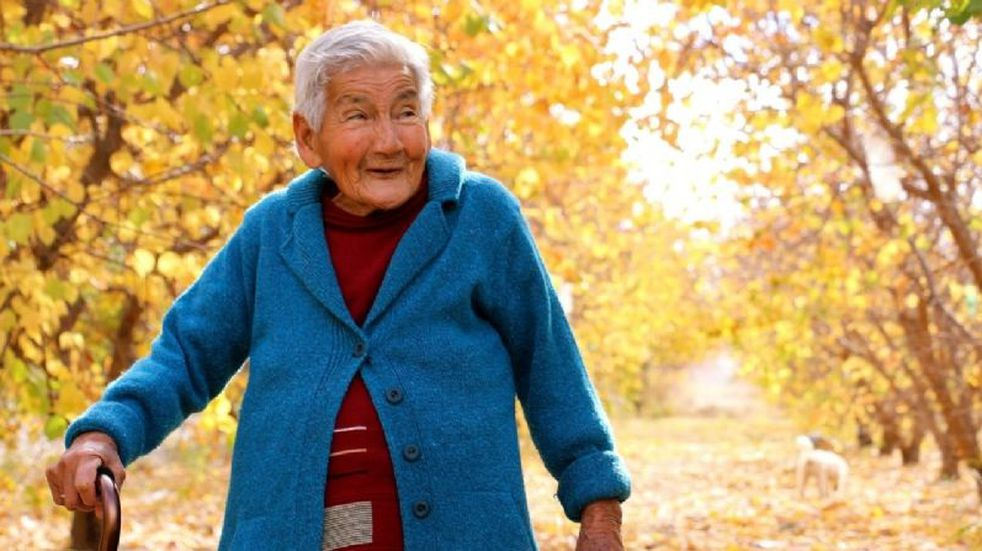 Ramona, una sanjuanina de 100 años que vivió tres pandemias, tres terremotos y que perdió la cuenta de sus bisnietos