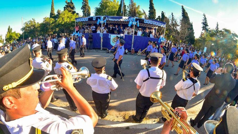 Arcioni: Nuestro personal policial honra el uniforme con sus actos