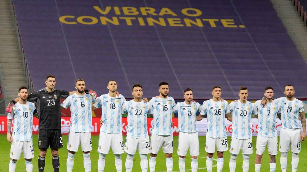 Qué jugadores de Argentina podrían estar en su última Copa América