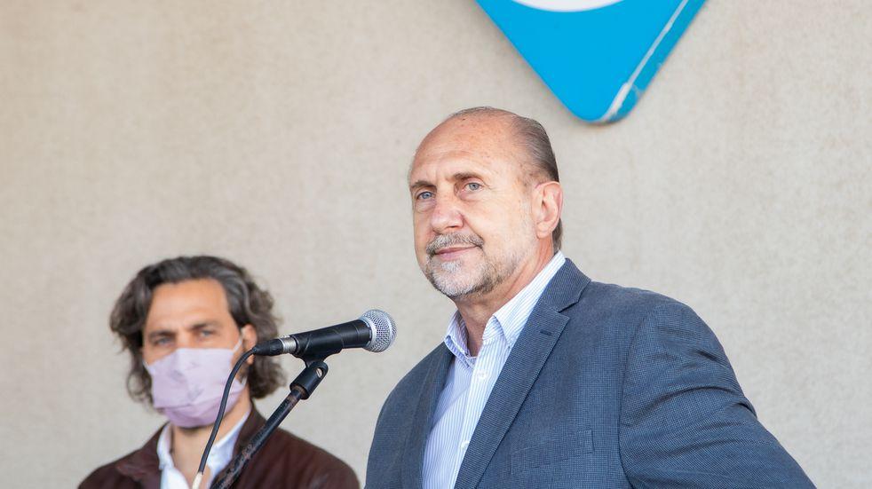 """Omar Perotti aseguró que mayo """"es un mes dificilísimo"""" y pidió responsabilidad para bajar los contagios de coronavirus"""