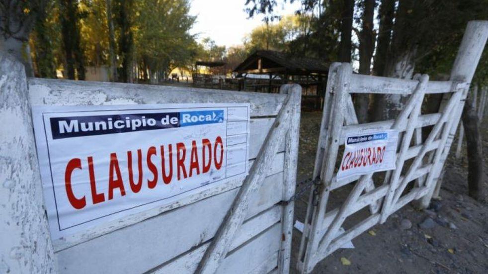 Se juntaron a jugar un partido de polo, un vecino los vio y avisó a las autoridades