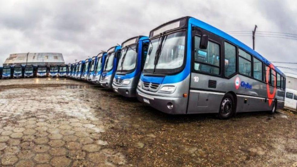 Empresa de transporte público y la Unión Tranviarios Automotor destacaron los trabajos en torno al operativo invernal 2020