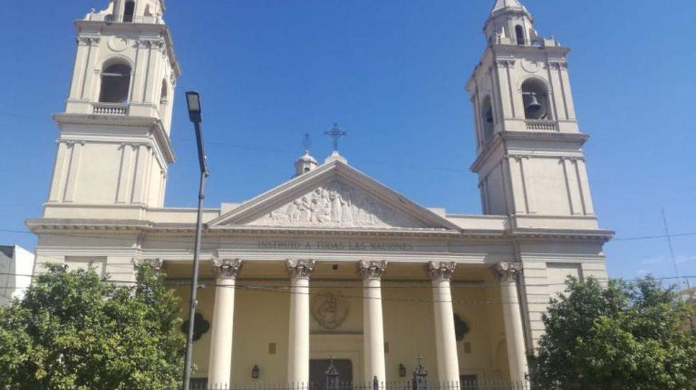 Este martes abren sus puertas  las iglesias santiagueñas