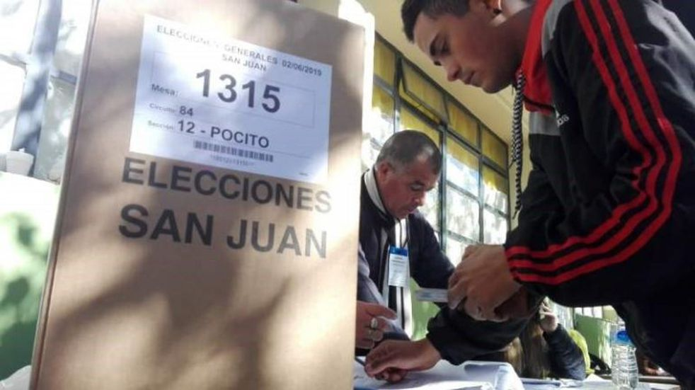 Elecciones PASO en San Juan: con el 94% de las mesas escrutadas, el Frente de Todos saca ventaja con el 42,8%