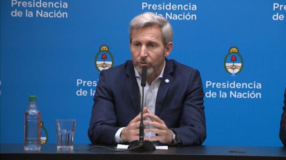 """Rogelio Frigerio: """"Concurrió a votar más del 80% del electorado"""""""