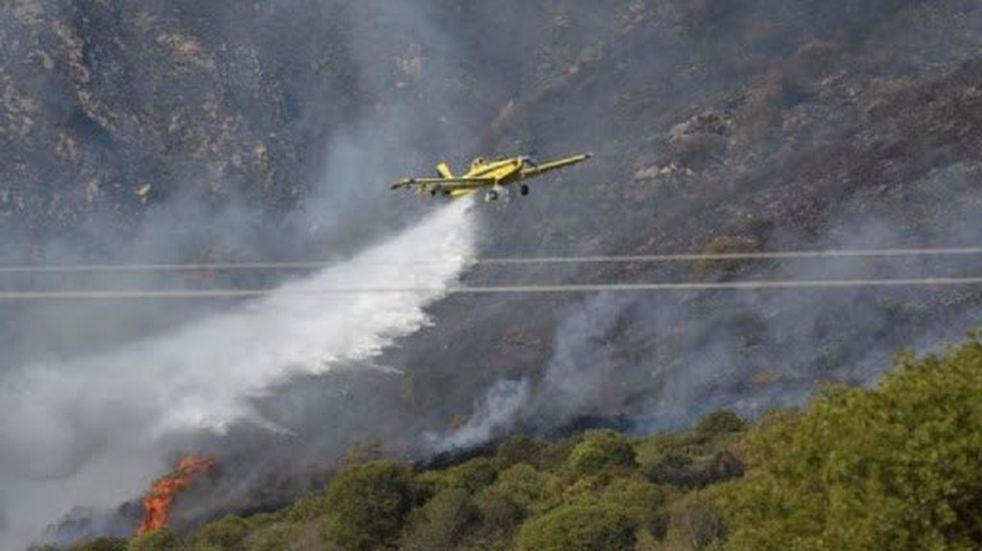 El Gobierno de Córdoba anunció que se controlaron los incendios en la provincia