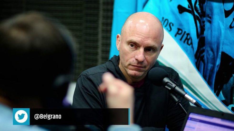 Franceschi descontento dijo que D'Onofrio no le atiende el teléfono