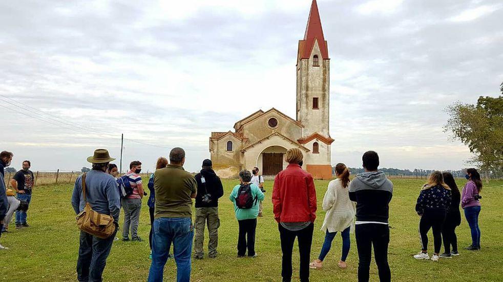 Se realizó la jornada de Foto Turismo en San Mayol