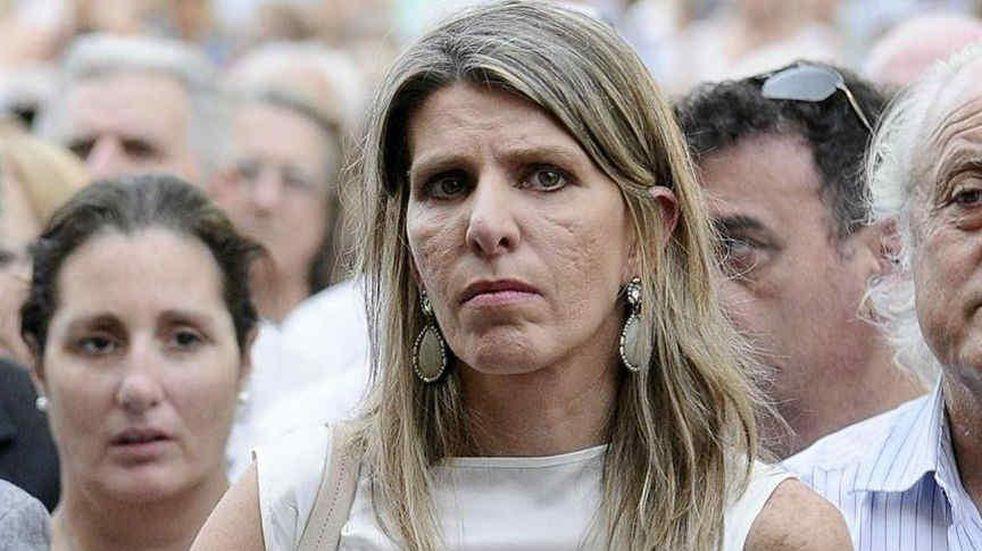 Sandra Arroyo Salgado. (DyN).